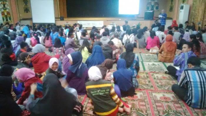 Dispar Palangkaraya Gelar Festival Film Pendek Pelajar
