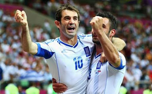 【サッカーEURO2012】ギリシャ1-0ロシア
