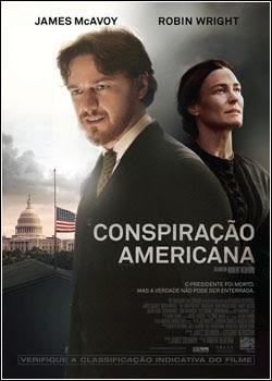 Filme Poster Conspiração Americana DVDRip XviD Dual Audio & RMVB Dublado