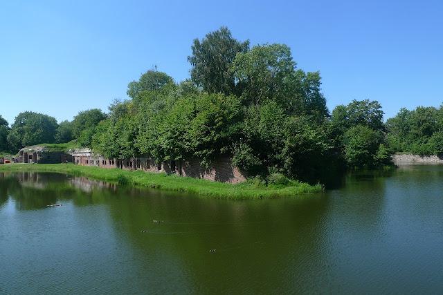Кёнигсберг, форт № 5 Кёниг Фридрих-Вильгельм  III