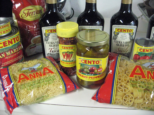 Cento Italian Pantry Giveaway