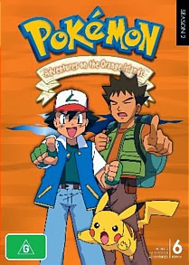 Pokemon XY & Z -  (1998)
