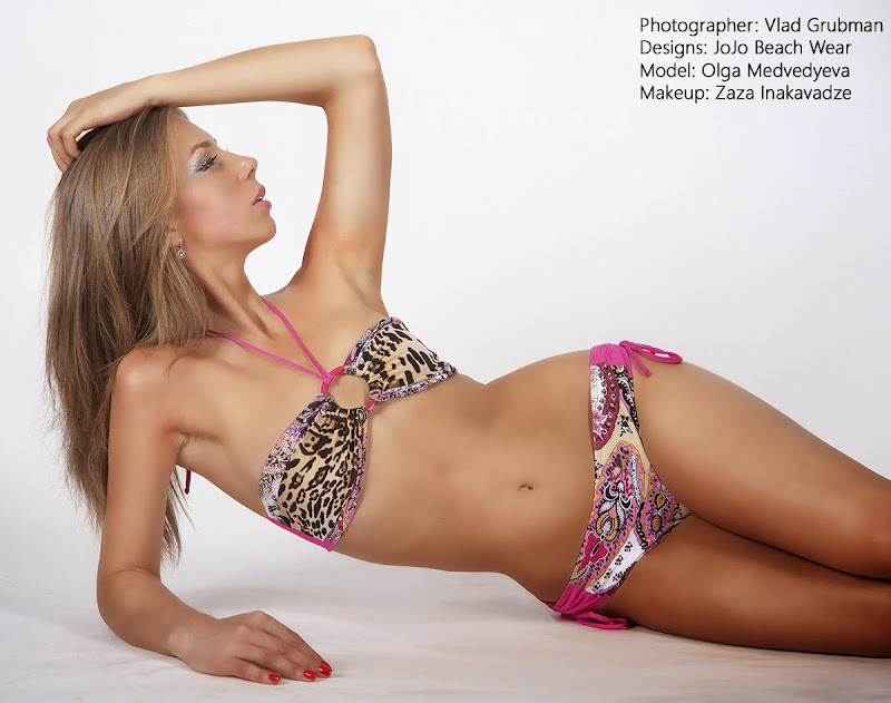 Swimsuit catalog - photography by Vlad Grubman