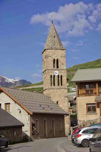 L'église des Terrasses le deuxième jour