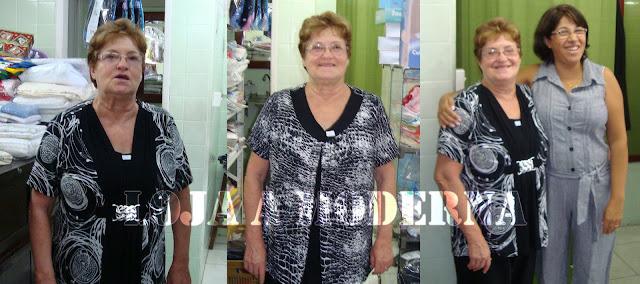 Look das Leitoras: Dona Vilma