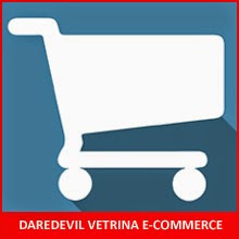 Daredevil: vetrina e-commerce