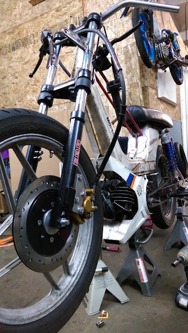 derbi variant rear clutch ebrs