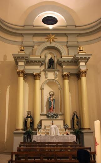 Altar del Roser