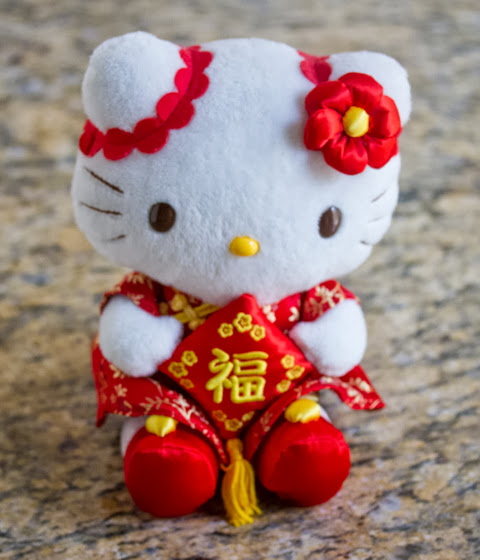 Lunar New Year Hello Kitty