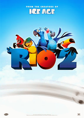 Filme Poster Rio 2 DVDRip XviD & RMVB Legendado