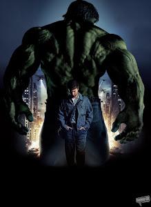 Người Khổng Lồ Xanh - The Incredible Hulk poster