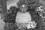 Tumba de Robert Graves en Deià