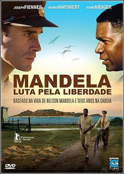 Download - Mandela - A Luta pela Liberdade - DVDRip AVI Dual Áudio