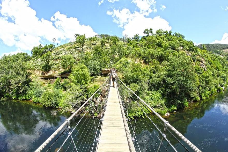 Os melhores hotéis e as mais belas fotografias dos Passadiços do Paiva | Portugal