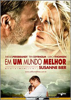 Filme Poster Em um Mundo Melhor DVDRip XviD Dual Audio & RMVB Dublado