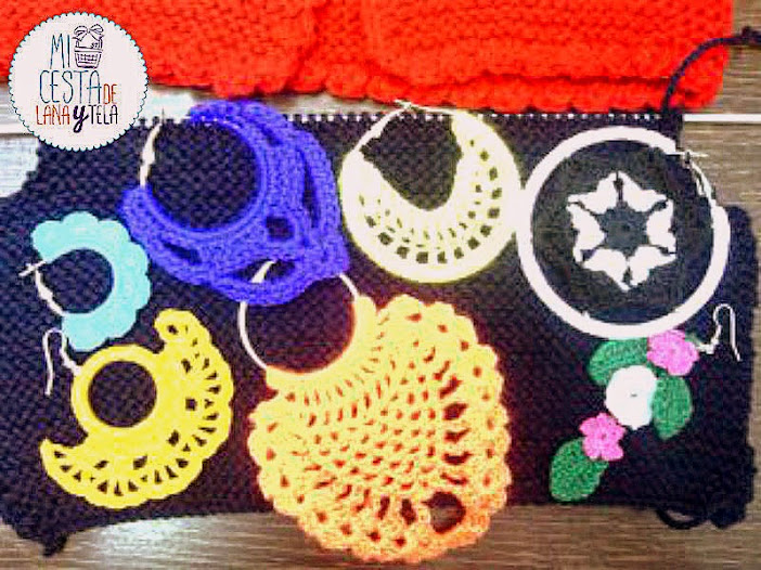 Mi cesta de lana y tela | Complementos y más cositas
