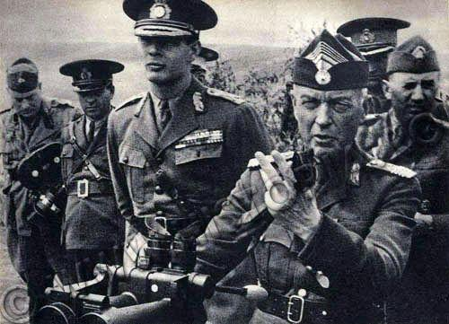 Ceai cu Hitler, toast cu Mussolini - The Times despre regele Mihai
