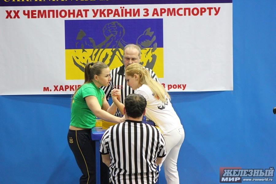 Larisa Tikhonovich - Anastasia Goncharenko