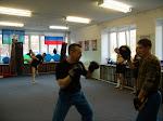 Тренировка весна 2011