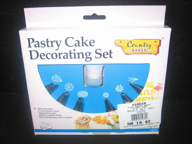 Cake Decorating Company Code : Pandan Pusat Bekalan Bakeri: 9/1/11 - 10/1/11