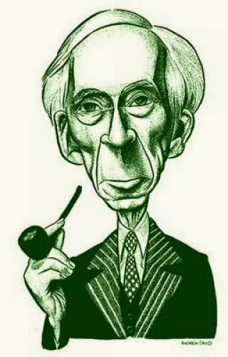 Bertrand Russell And A Comic Book On Logic