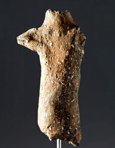Figurine Found In Begues Is Spain Oldest