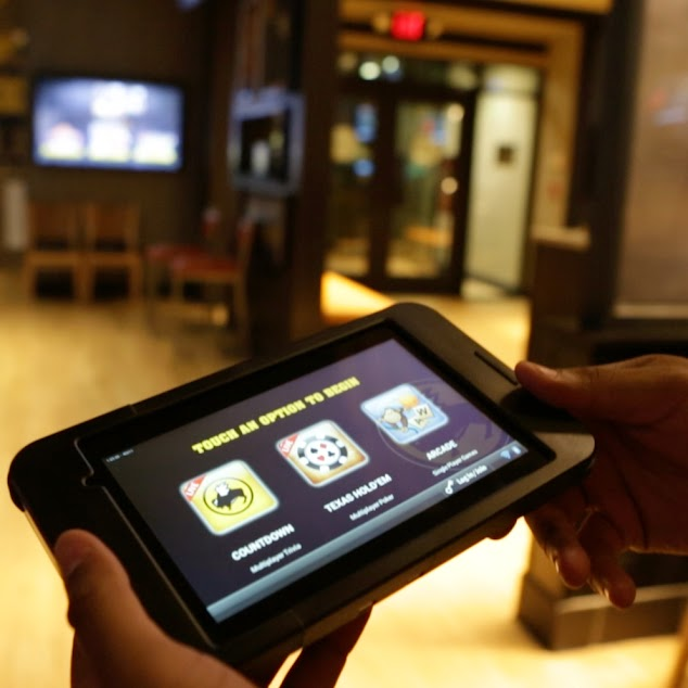 Buffalo Wild Wings Introduces Tablets