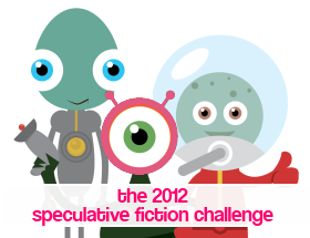 Speculative Fiction Challenge