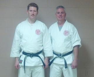 Mike O'Grady & Rick Argo