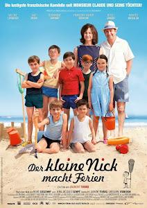 Kỳ Nghỉ Hè Của Nhóc Nicolas - Nicholas On Holiday poster