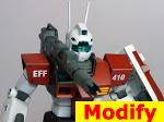Earth Federation Forces (EFF) RGC-80 GM Cannon