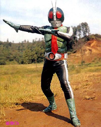 Kamen Rider 2Gou