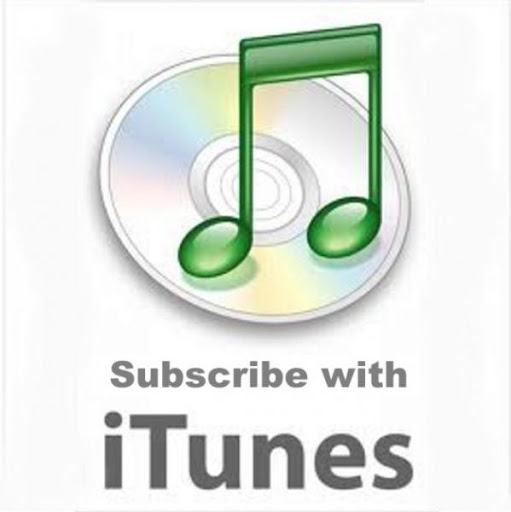 Subscribe to podcast with iTunes