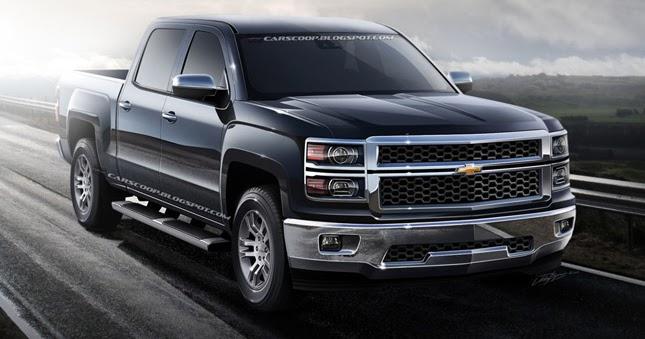 2014 Chevrolet Silverado: A Bolder Visualization of GM's ...