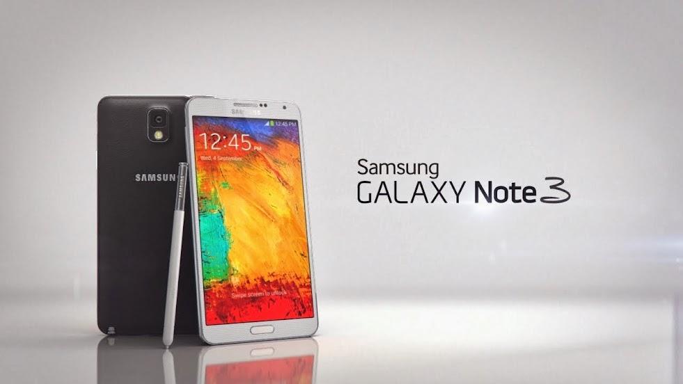 Samsung Galaxy Note 3 Spesifikasi Lengkap dan Harga