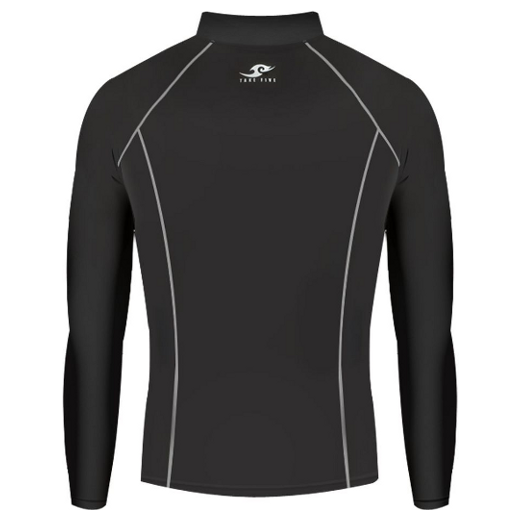 New Boys and  Girls Youth 084 Black Compression Skin Tight Baselayer Shirt - image