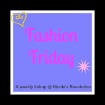 Fashion Friday's with Queen Nicole