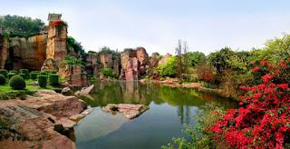 tour Lotus Mountain - Tour Shenzhen