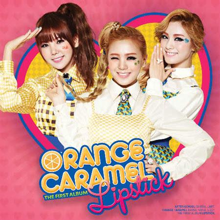 (오렌지캬라멜) Orange Caramel - (립스틱) Lipstick Lyrics