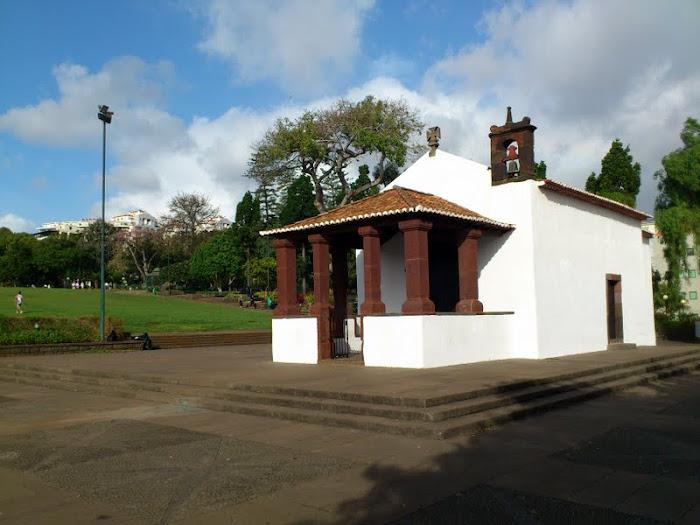 santa catarina chapel