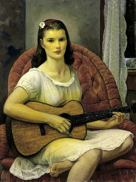 Leon Kroll - The Young Guitarist, 1961-62