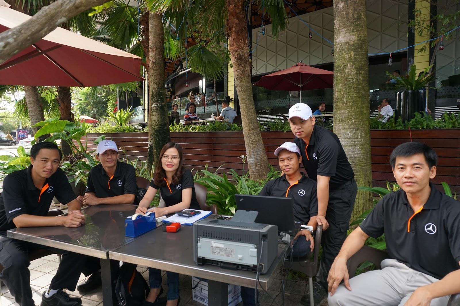 Đội ngũ kỹ sư, dịch vụ bảo hành, sửa chữa thân thiện, vui tính của Vietnam Star