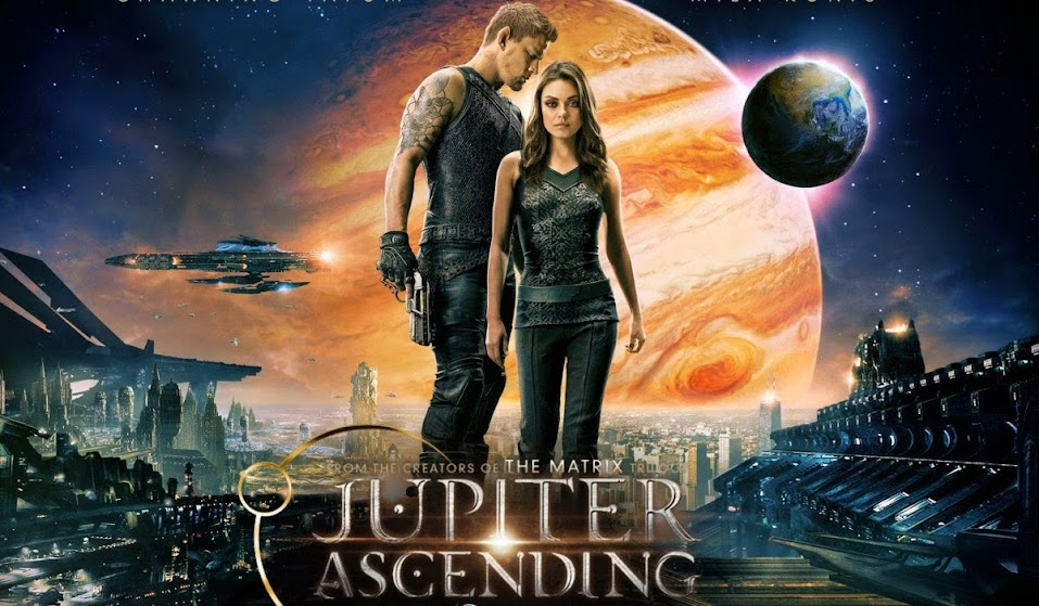 Review: Jupiter Ascending (2015) | Everything Express