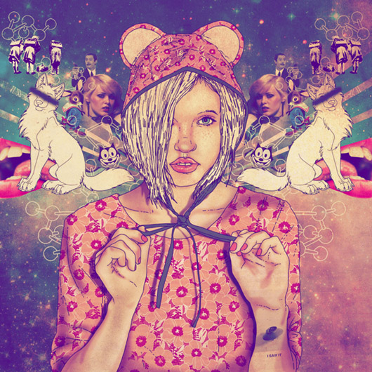 Fab Ciraolo arte Little Red Riding Hood