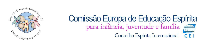 CEE- Comissão Europa de Educação Espírita para Infância, Juventude e Família