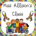 Miss Allison's Class