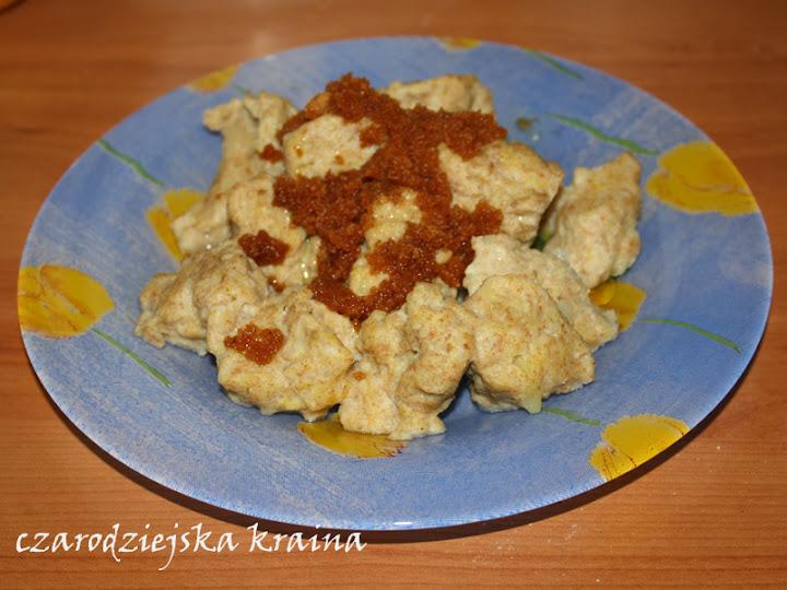 Gnocchi ziemniaczane z ricottą