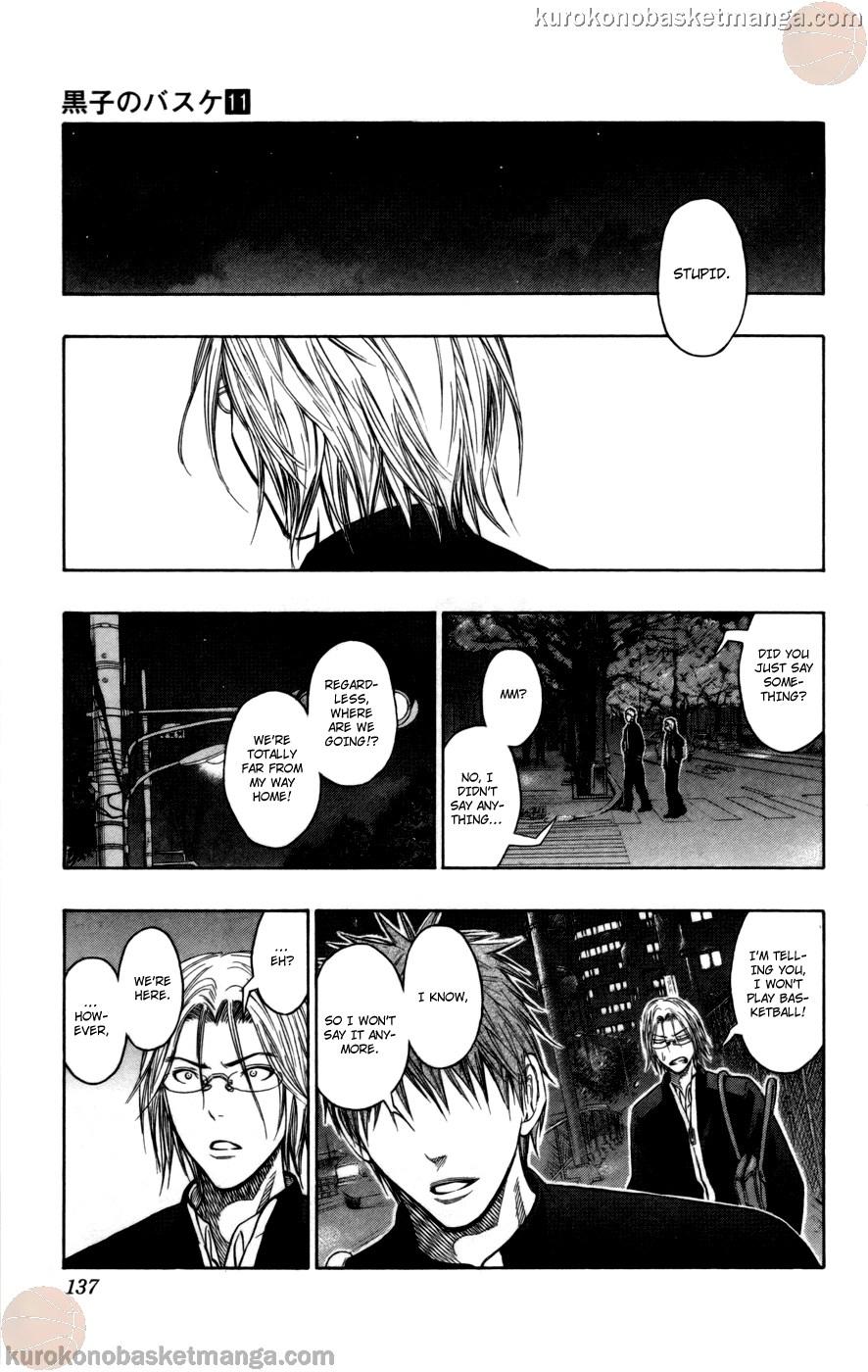Kuroko no Basket Manga Chapter 96 - Image 11