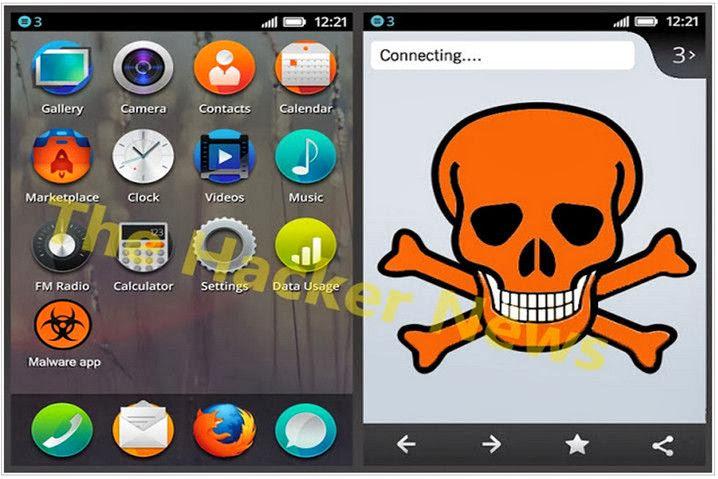 Investigador crea el primer malware para Firefox OS (Actualizada)