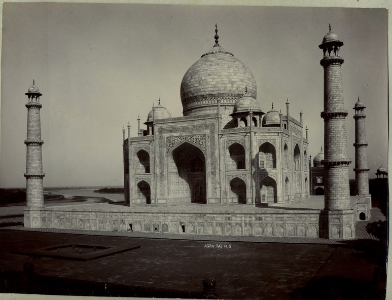 vintage photograph of taj mahal agra s old n photos vintage photograph of taj mahal agra 1890 s
